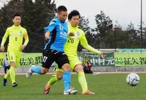 びわこ成蹊大が3年ぶり天皇杯へ サッカー滋賀県選手権