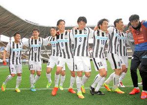サッカー JFLの浦安、天皇杯へ 千葉県選手権優勝