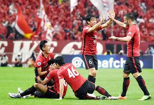 J1浦和 上海上港に1-0で勝つ ACL1次リーグ