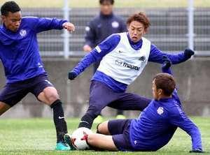 J1広島 森島いざ先発 ルヴァン杯の新潟戦