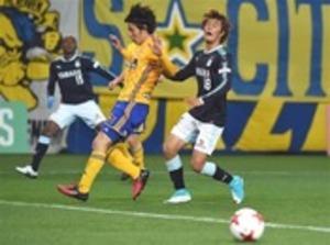 J1磐田、仙台に敗れる ルヴァン杯