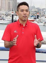 石嶺さん、選手をケア セーリング日本代表サポートスタッフに