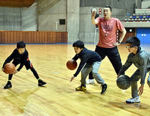 バスケBリーグ 岩手、盛岡で小学生年代の育成開始