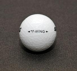 ゴルフ 飛ぶボールとクラブ 秘密は「トンボの羽」