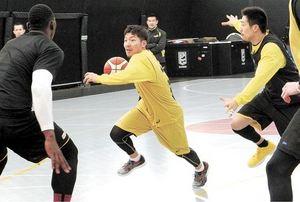 バスケBリーグ 仙台、15日からホーム秋田戦