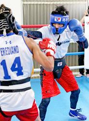 京都のジム初の世界王者に ボクシング大森、23日挑戦