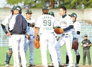 富山競り負け、栃木に1-3 野球BCリーグ