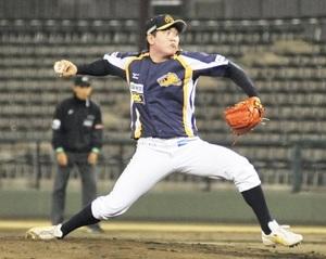福井踏ん張りドロー、福島と2-2 野球BCリーグ