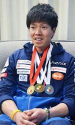 山田さん、3種目でメダル 知的障害者スキー世界選手権