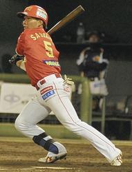 野球BCリーグ福島ドロー 本拠地開幕戦、初勝利お預け