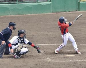 蓮根クラブなど4強 東日本軟式野球2部福島県大会