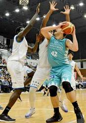 滋賀、京都に74-68で逆転勝利 バスケBリーグ