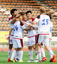 FC今治、JFL初白星・浦安に2-0/愛媛