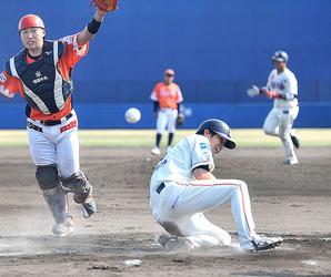 野球BCリーグ武蔵、新潟に6―3 ホーム開幕戦白星