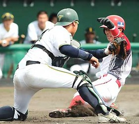 信濃、富山に敗れる 野球BCリーグ西地区2位