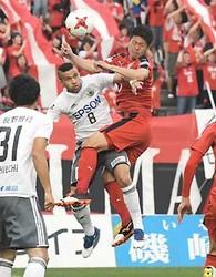 J2松本「赤い壁」に屈す 熊本に0―2