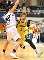 バスケB2信州、名古屋に大敗 今季最少46得点