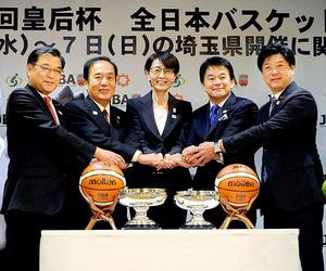 バスケ さいたまスーパーアリーナを聖地に 「全日本」開催