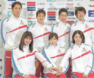 水泳 世界選手権代表 小関「強い平泳ぎ見せる」