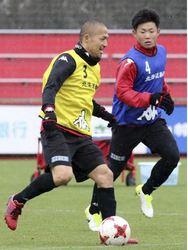J1札幌 小野、古巣浦和と6年ぶりリーグ戦対決