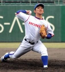 社会人野球 ホンダ、ヤマハを破り優勝 倉敷の岡山大会