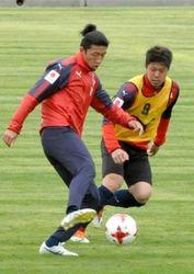J2熊本 熊本と東北つなぐ存在に 宮城県出身のFW齋藤恵太