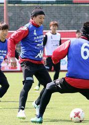 J1札幌・MF河合 古巣退治だ、22日浦和戦