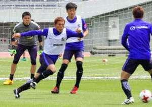 J1広島、青山・千葉が先発復帰 22日仙台戦、ホーム初白星へ