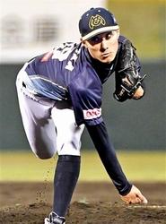 福井、富山に完封勝ち 野球BCリーグ