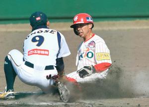 BCリーグ信濃、福井に敗れ2位後退 連勝2でストップ