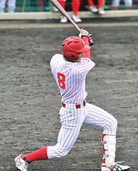 富士大逆転勝ち、岩手大は黒星発進 北東北大学野球開幕