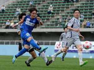 JFL栃木ウーヴァ、4年ぶり初戦突破 サッカー天皇杯