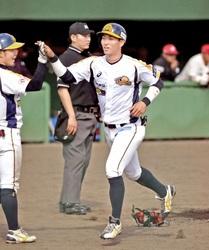 福井、2連勝で首位浮上 野球BCリーグ西地区