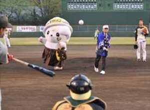 野球BCリーグ、初の佐野市民デー 栃木GBのプレー堪能