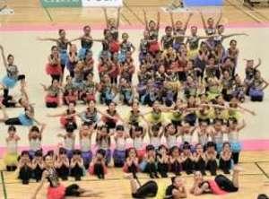 新体操の日本代表選考会 高崎のクラブ盛り上げに一役