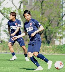 J1大宮、ルヴァン杯・札幌戦へ練習再開