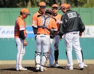 野球BCリーグ新潟、3連戦勝ち越しならず 武蔵に6-9