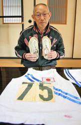 1964年からの手紙 マラソンの君原健二さん 自国開催の重圧に負けた