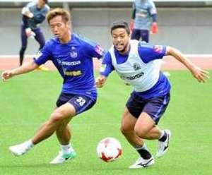 J1広島 フェリペシウバ気合 26日ルヴァン杯の神戸戦