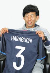 ビーチサッカー 日本代表の原口、W杯バハマ大会に挑む