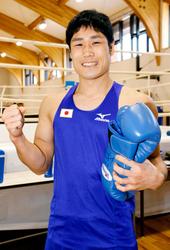 ボクシングアジア選手権ミドル級日本代表・高橋(愛媛県対策本部)、世界切符狙う