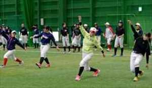 女子野球 栃木県内で活発化 中学女子のクラブ発足