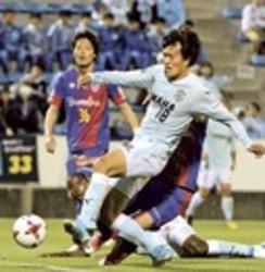 J1磐田 小川航のハットで快勝 ルヴァン杯1次リーグ