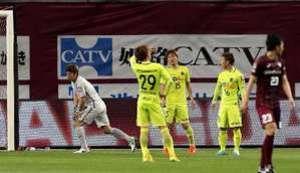 J1広島 守備崩壊、神戸に1-4 ルヴァン杯