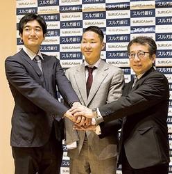 陸上 スルガ銀行が義足開発支援 東京パラを目指す池田樹生さんに