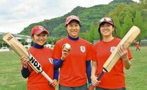 「クリケットのまち」を熱く 28日佐野市で国際大会開幕