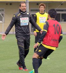 J2千葉 ホーム勝利へ「集中力保つ」 29日、徳島戦