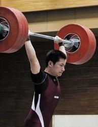 生頼、全試技成功に手応え 全日本学生重量挙げ