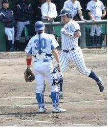 仙台大と工大が先勝 仙台六大学野球