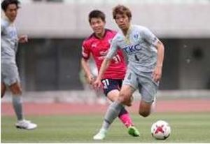 J3栃木、今季初の連勝 C大阪U23に1-0